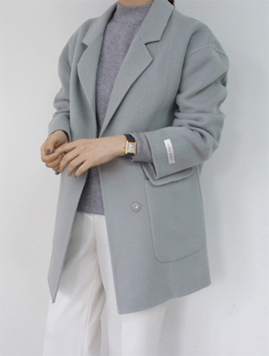 Carrey coat (handmade,2color)