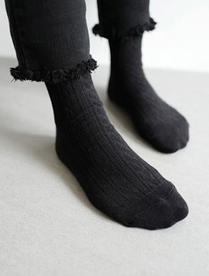 크롯 socks (7color)