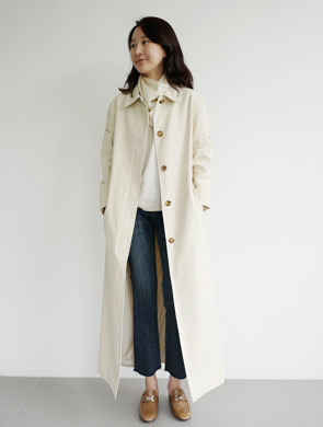 비옹 coat (2color)