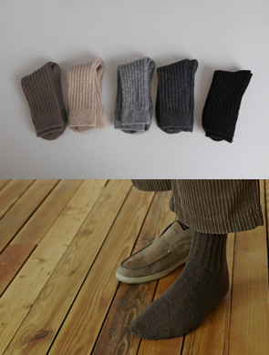 라조 socks (5color)