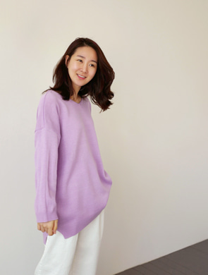 더스트 knit (4color)