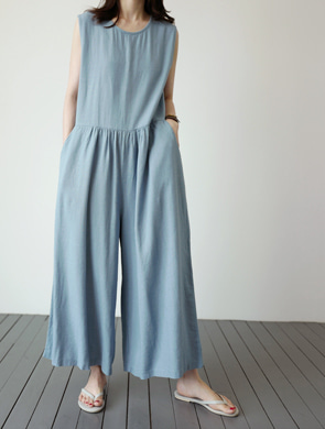 질리 jump suit (3color)