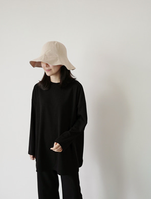 힐러리 hat (3color)