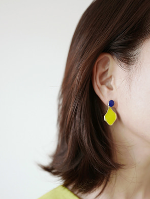 에켈 earring (2color)