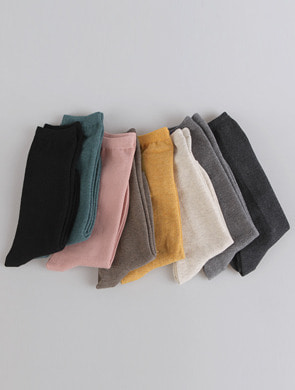 코티 socks (8color)